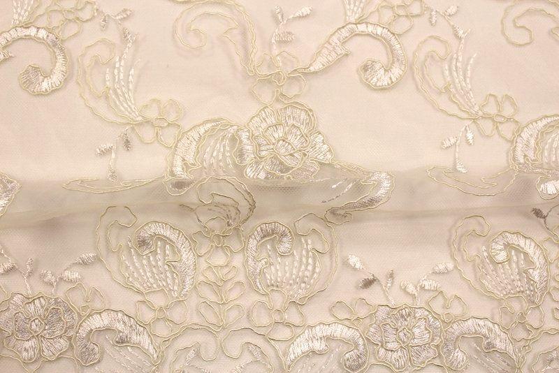 HILTON / IVORY-7 / 100% Polyester