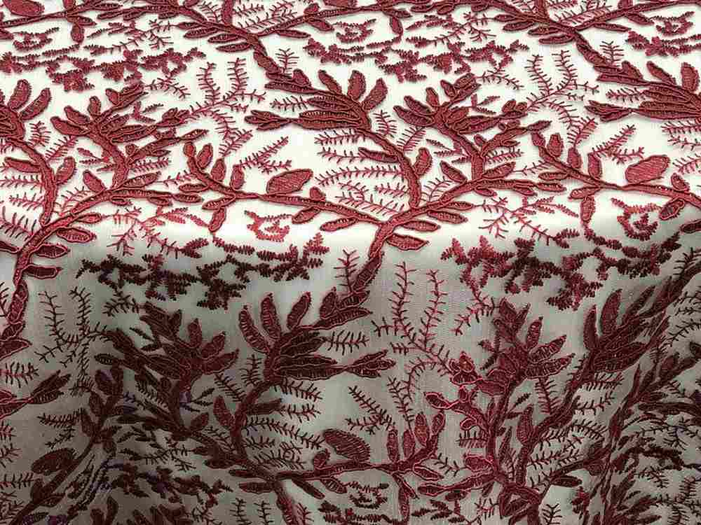 OMAHA / BURGUNDY / 100% Polyester