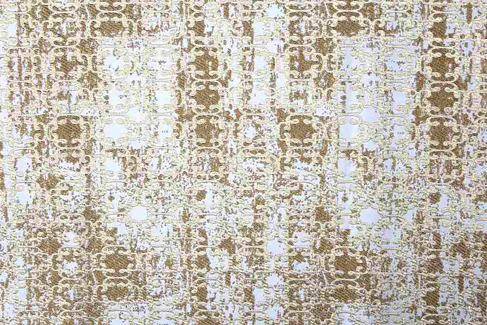 DENVER / GOLD/BEIGE-007 / 100% Polyester