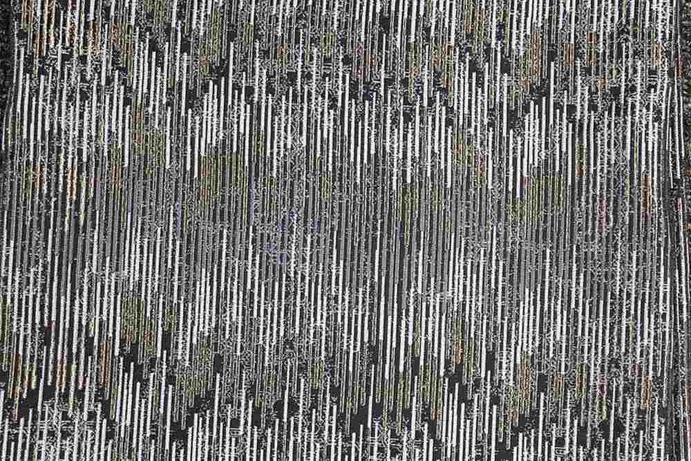 COLORADO / SILVER/BLCK-501 / 100% Polyester