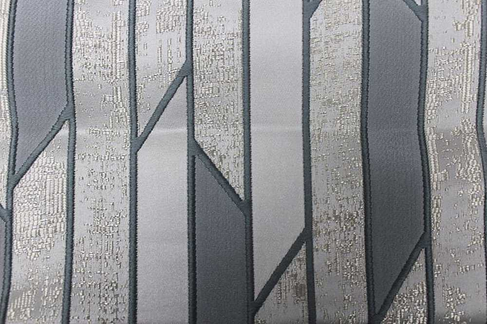 "BRIDGEPORT / SILVER-2401 / 100% Polyester 54/55"""