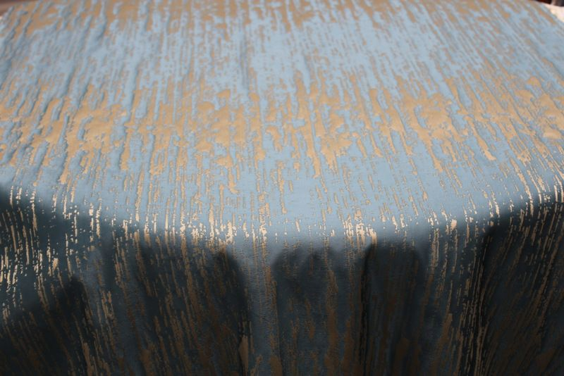 LENORA / BLUE-601 / 100% Polyester