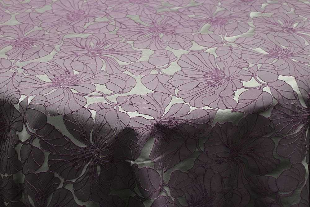CAMBRIDGE / PURPLE-551 / 100% Polyester