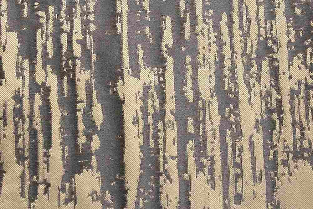 LENORA / GOLD/GREY-901 / 100% Polyester