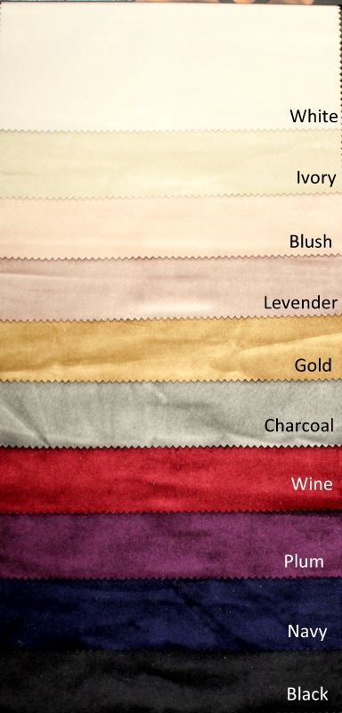 COLOR LINE / VELETINO / 100% Polyester