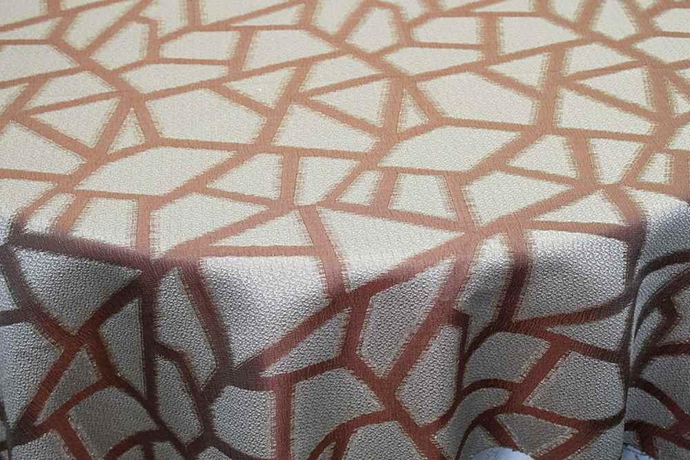 TRIANGLE / CINNAMON-106 / 100% Polyester