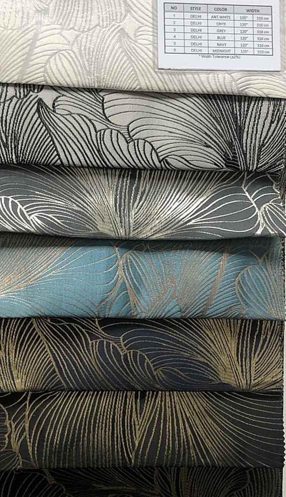 COLOR LINE / DELHI / 100% Polyester